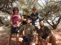 The Crew! Photo: David Nelson