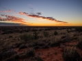Sunset. Photo: David Nelson